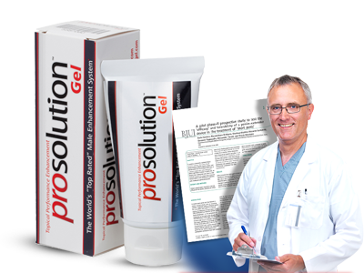Prosolution Gel Doctor Approved