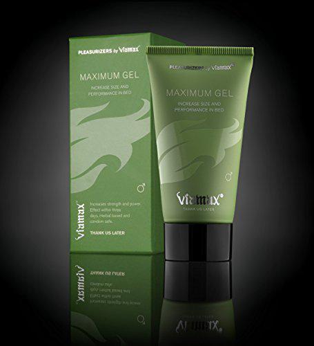 Viamax Maximum Gel - Penile Cream