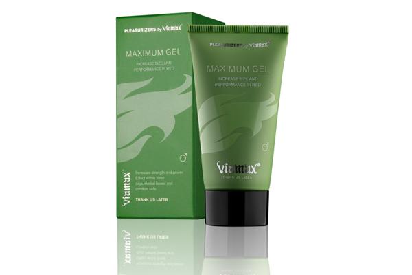 Viamax Maximum Gel – Male Enhancement Gel