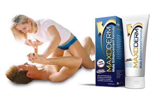 Maxoderm Active Ingredients