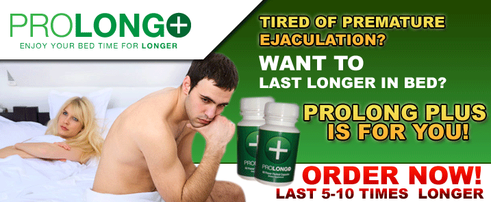 premature ejaculation pills